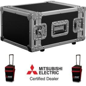 Flight case & housse MITSUBISHI