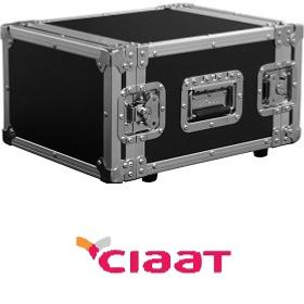 Flight case & housse CIAAT